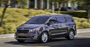 suv kia 2015 test drive kia sedona van has 1st class seating