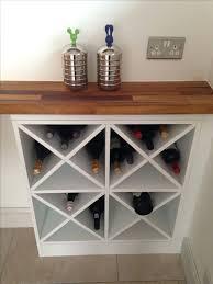 wine rack do it yourself wine rack ideas stylish kitchen