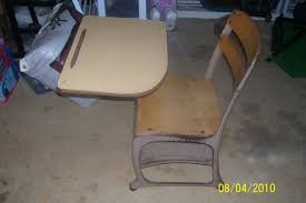 desk with attached chair vintage childrens desk with attached chair antique appraisal
