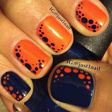 best 25 orange toe nails ideas on pinterest orange pedicure