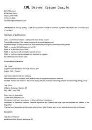Material Handler Resume Examples by 100 Bus Driver Resume Template Truck Driver Resume Sample