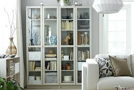 Expedit Ikea Bookcase Bookcase Ikea Billy Bookcase With Glass Doors Review Ikea