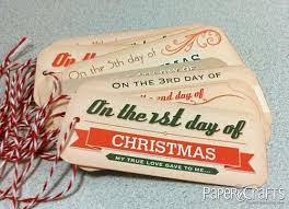 34 best 12 days of christmas images on pinterest christmas