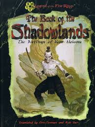 the book of the shadowlands l5r legend of the five rings wiki