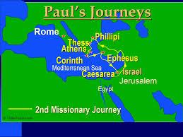New Testament Map New Testament Maps Ebibleteacher