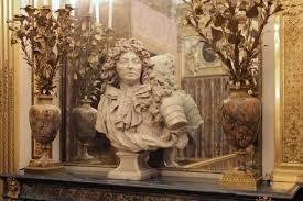 chambre louis 14 file château de versailles chambre du roi buste de louis xiv