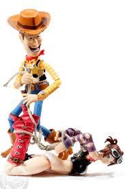 Revoltech Woody Meme - theonecam 盪 woody body suit part ix