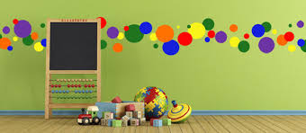 kids murals and kids wall decals 60 children s room theme ideas polka dot wall decals in every color size