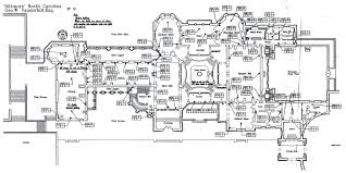 Floor Plans Mansions by Biltmore First Floor Plan With Lights Labeled Gilded Era Mansion