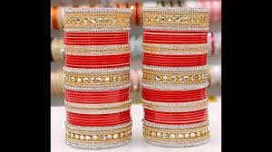 Indian Wedding Chura Indian Bridal Chura Bangles For Wedding Women U0027s Wedding Bangles