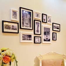 Photo Frame Ideas Best 25 Picture Frame Arrangements Ideas On Pinterest Wall