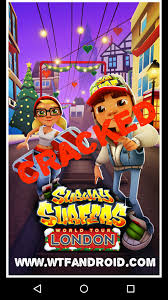 subway surfer mod apk subway surfer hack apk v1 32 0 mod for