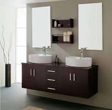 home decor vessel sinks and vanities combo white wall bathroom