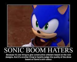 Sonic Boom Meme - sonic boom demotivational sonic boom designs by mrneedlemouse00 on
