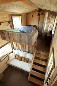 a beautiful custom rustic home from simblissity tiny homes made