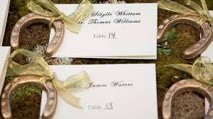 horseshoe party favors horseshoe wedding favors wedding tips and inspiration