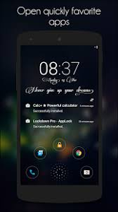 lock screen pro apk hi locker your lock screen pro 2 0 1 apk apk pro