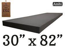 Upholstery Foam Sheet Foam Rubber Ebay