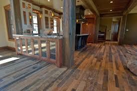 photo 10725 mixed hardwoods skip planed flooring trestlewood