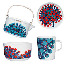 marimekko merivuokko dinnerware marimekko dinnerware