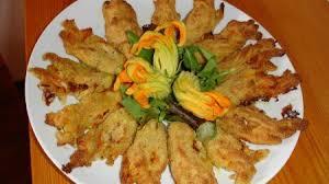 fiori di zucca in forno fiori di zucca ripieni di stracchino le vostre ricette cookaround