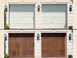 replacing garage door panels yourself i56 for cool furniture home