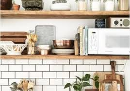 open shelf kitchen ideas small kitchen open shelving lovely best 10 floating shelves