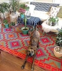 Outdoor Rugs Only Instagram Obsessions Inexpensive Bright Recycled Indoor