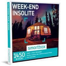 Coffret Cadeau évasion En Amoureux Smartbox Week End Achat Vente Smartbox Week End Pas Cher