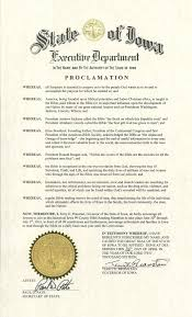 thanksgiving day proclamation branstad u0027s bible proclamation u0027unconstitutional u0027 two perspectives