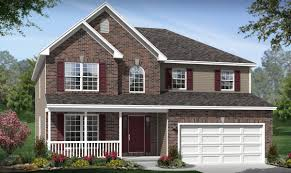 Garage Homes by Exterior Design Appealing Exterior Design With David Weekley