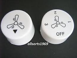 wall fan controller knob replacement ceiling fan control switch knobs replacement 1 pair suits many