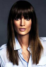 bangs make you look younger try this bang haircuts that make you look younger bang hairstyles