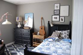 boy bedroom ideas genial boy bedroom ideas grey bed cover rectangle wood table