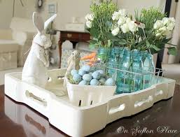 Inexpensive Easter Table Decorations by 238 Best Holidays Spring Easter Images On Pinterest Easter
