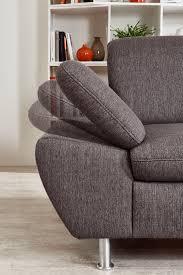 Wohnzimmer Einrichten Poco Poco Polstermöbel Nevis Ecksofa In Grau Möbel Letz Ihr Online Shop