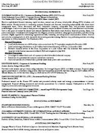 Resume Examples For Banking Jobs by Investment Banking Jobs In Killer Resume Investment Banking