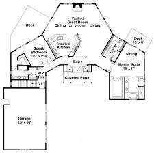 Cool Ranch House Plans 1715 Best House Plans Images On Pinterest House Floor Plans