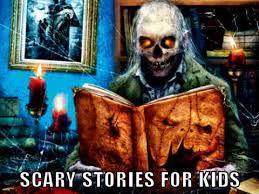 coloring fascinating 25 scary stories ideas