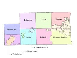 kenosha map municipal map kenosha county wi official website