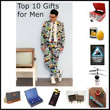 gifts design ideas top ten gifts for men top ten gifts men want