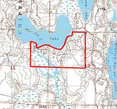 Chippewa National Forest Map Sec11 U002612 Forest Road 3491 Wabana Twp Grand Rapids U2013 Landradar Com