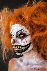 scary clown halloween mask best 25 female clown costume ideas on pinterest scary clown