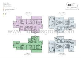 kovan melody floor plan the tembusu floor plan