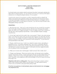 12 sample of book report cook resume