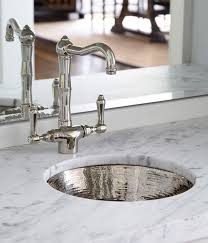Popular Prep Sink Faucets Buy by White Bathroom Counter Top Hammered Nickel Sink And Faucet