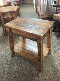 Cypress Outdoor Furniture by Rough Sawn New Cypress Small Bombay Table In Whisky Baton Rouge