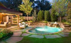 How To Design Your Backyard Pool Designs For Small Backyards Beautiful Small Pools For Your
