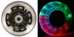razor kick scooter light up wheels what are some light up kick scooter wheels for my 5 year old son