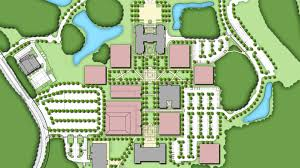 University Of Tennessee Campus Map by Tsw University Of South Carolina Beaufort Master Plan